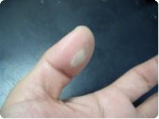 Jodoの親指