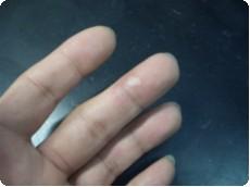 Jodoの中指