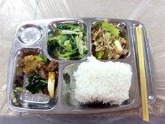 小学校の給食(S)